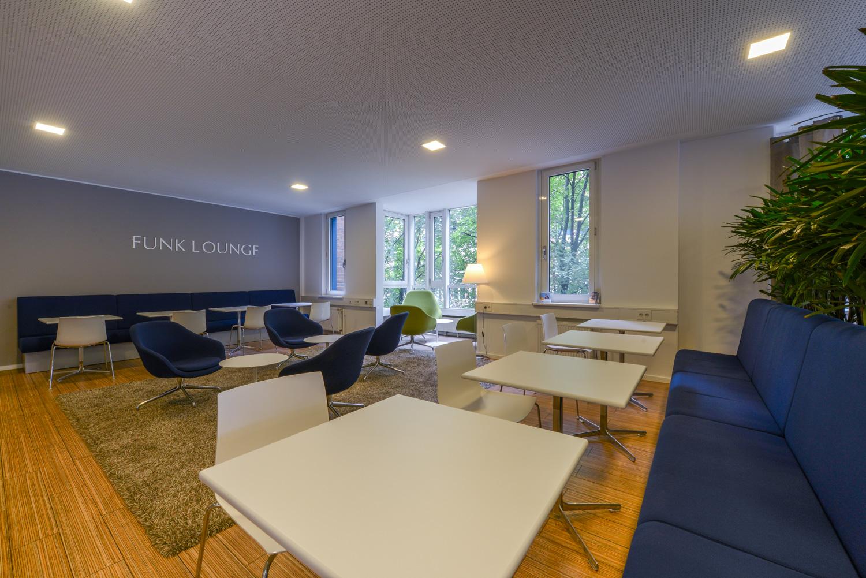 Galeriebild / Funk-Gruppe Hamburg, Neugestaltung / Renovierung eines Bürogebäudes