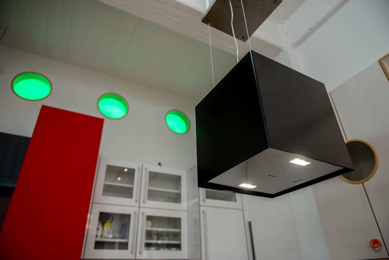 Galeriebild / KiTa Lerchenstraße, Lichtplanung für die Bildungswerkstatt