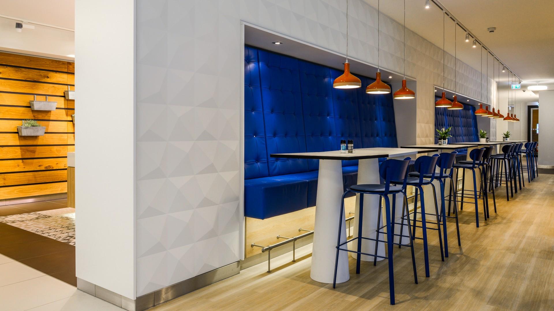 Galeriebild / Reemtsma Betriebsrestaurant, Modernisierung des Betriebsrestaurants in Hamburg