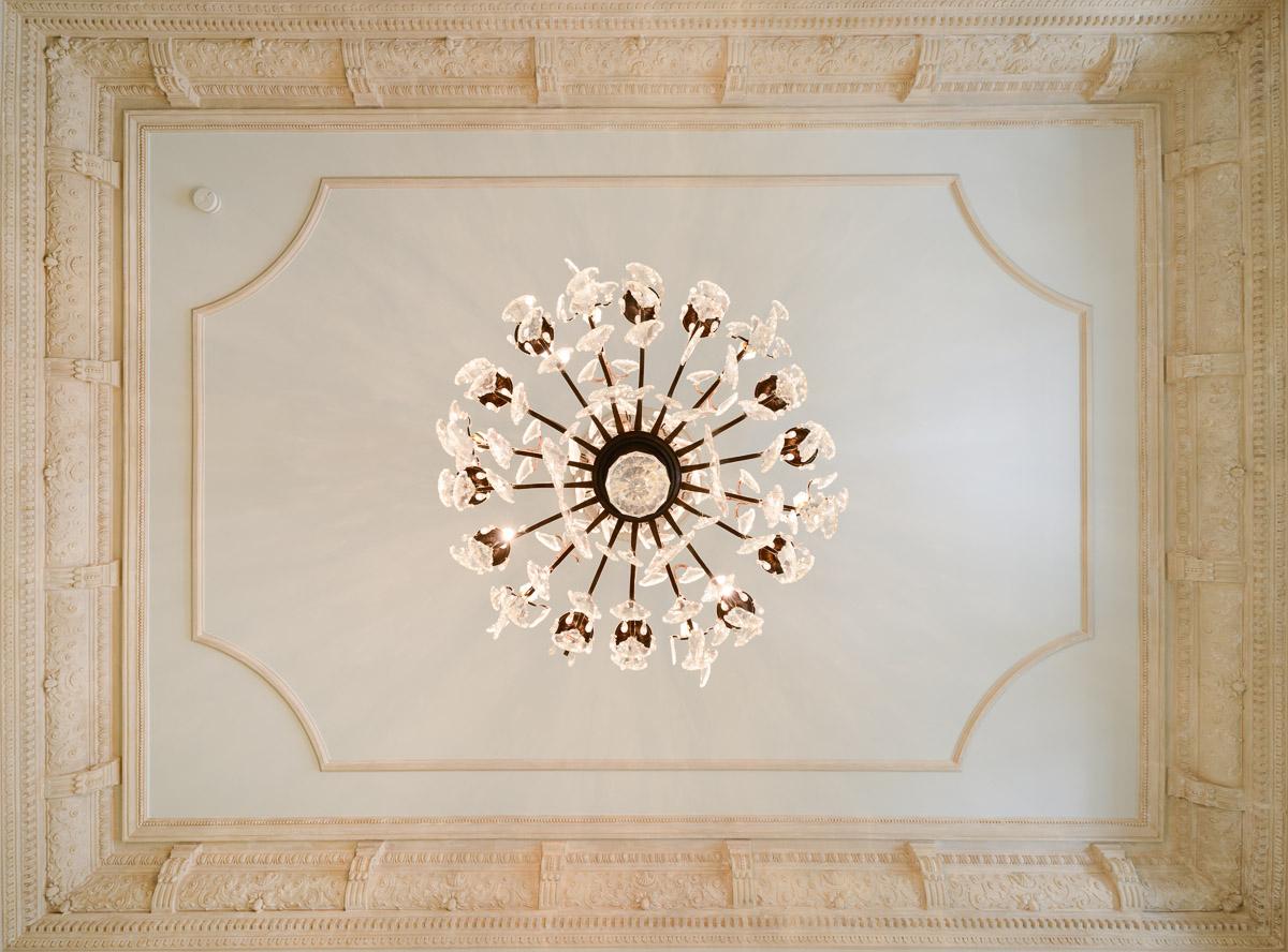 Galeriebild / Lichtplanung im Rahmen der Sanierung und Renovierung einer Villa in Hamburg