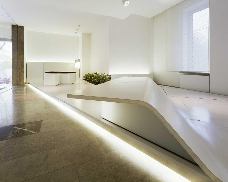 Galeriebild / BAT Germany, Sanierung und Neugestaltung des Headquarters