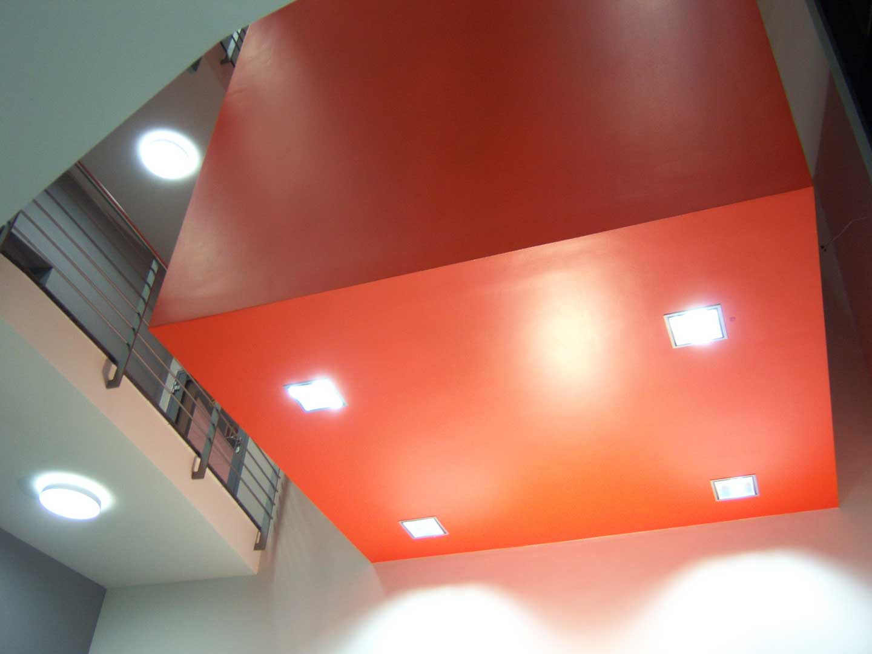Galeriebild / Lufthansa Basis Hamburg, Lichtplanung des Innovationscenters