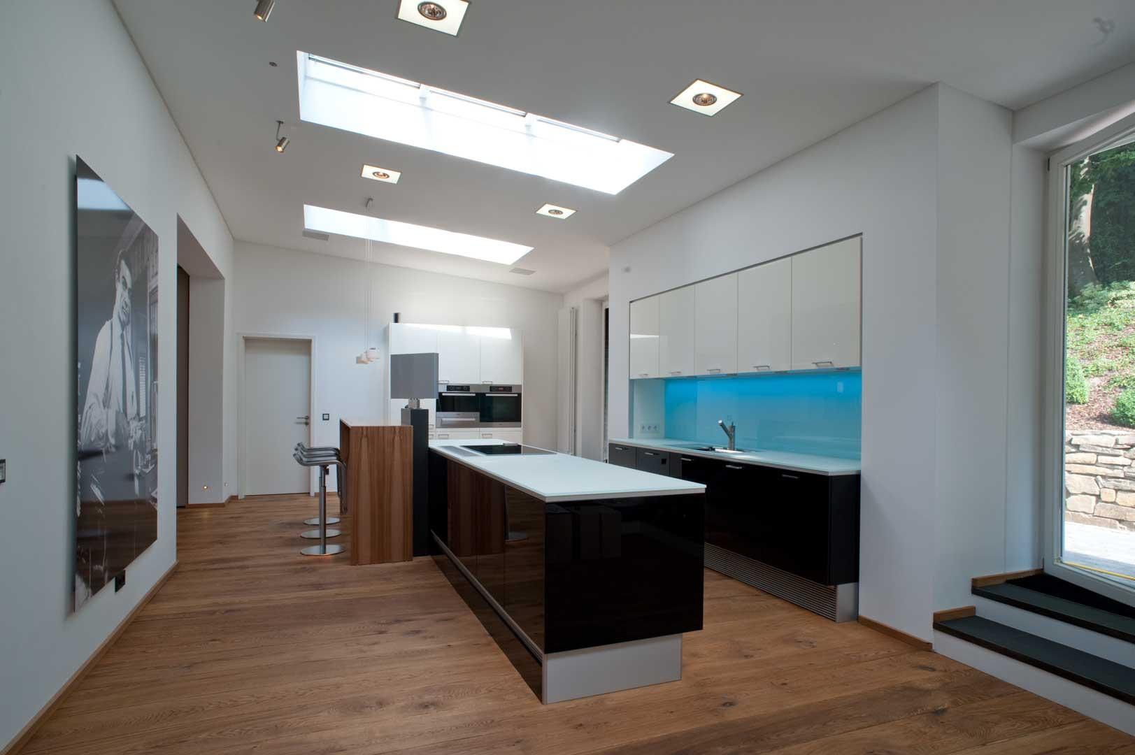 Galeriebild / Private Villa, Hamburg Neumühlen