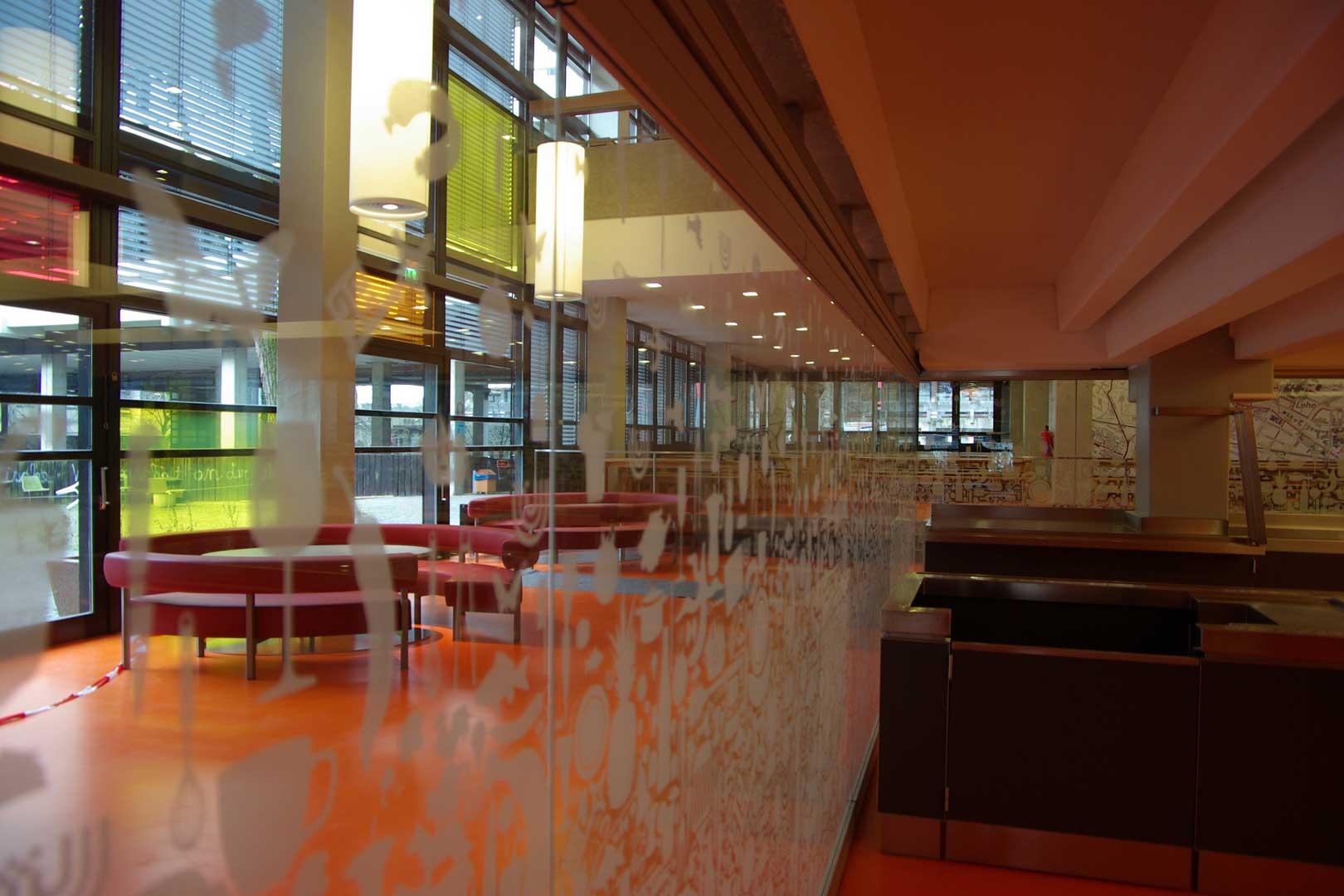 Galeriebild / Universität Bremen, Cafeteria GW2