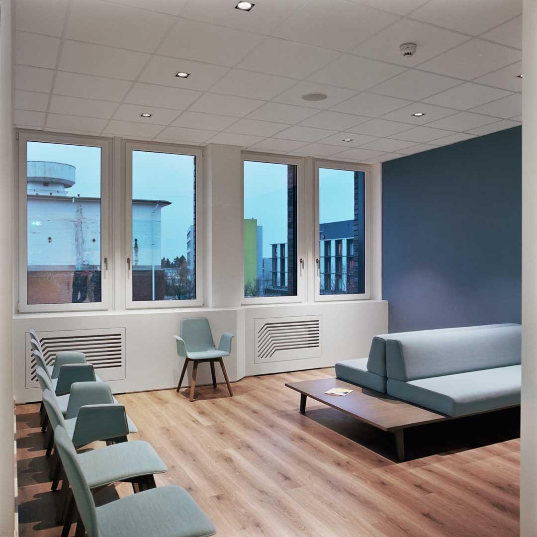 Galeriebild / Zentrum Sehstärke Augenarztpraxis am Universitäts-Klinikum Eppendorf