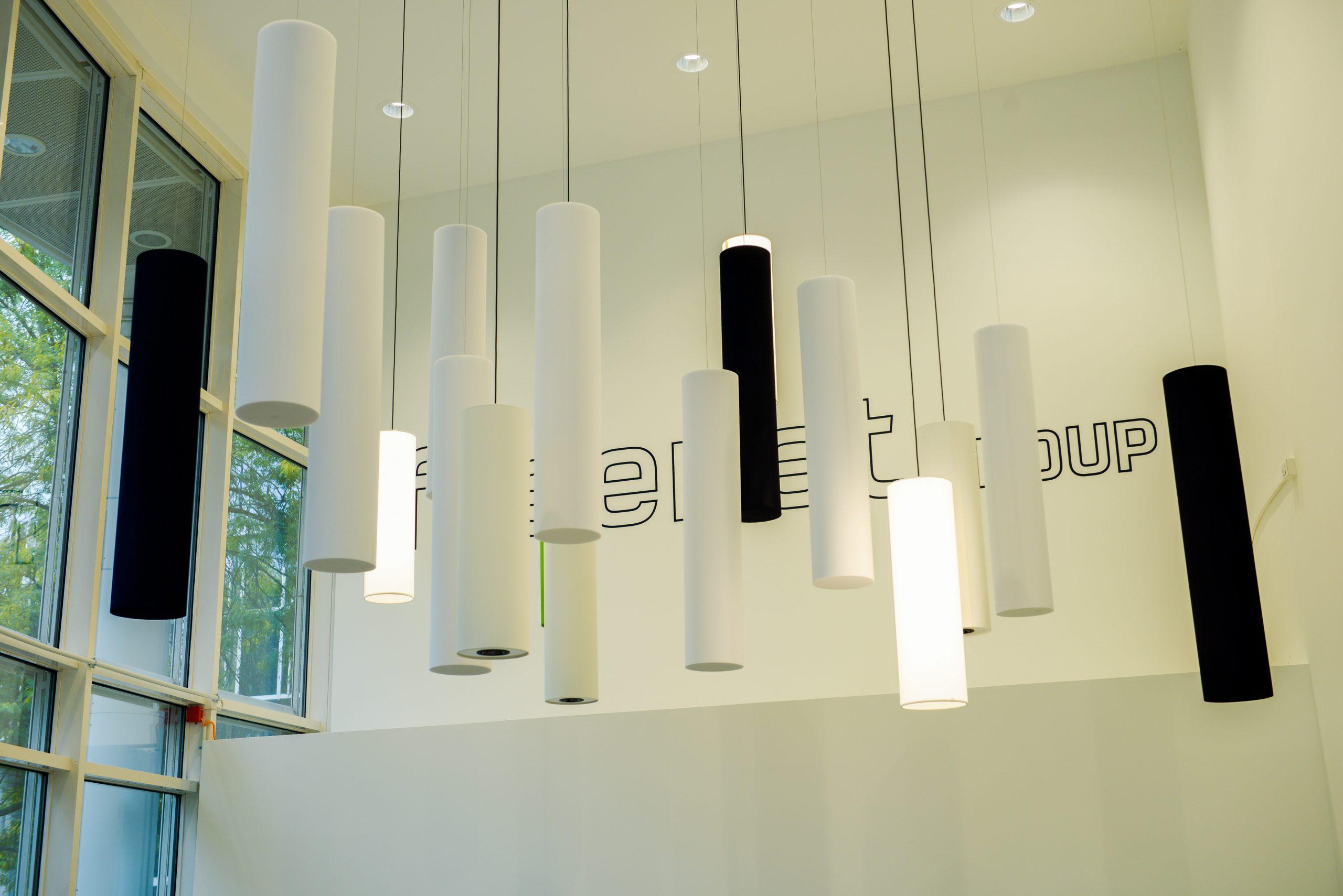 Galeriebild / Beleuchtung-Verwaltung-Freenet-akustische-Sonderleuchten