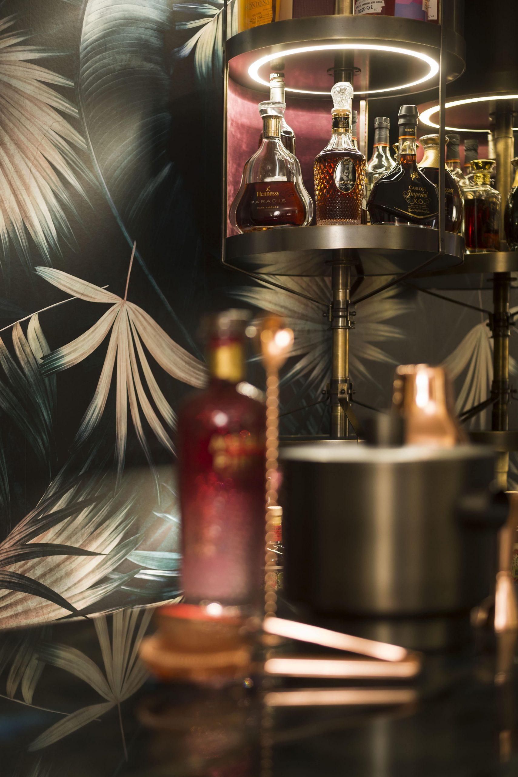 Galeriebild / Lichtplanung für eine Bar Entwurf UK4 und Morell
